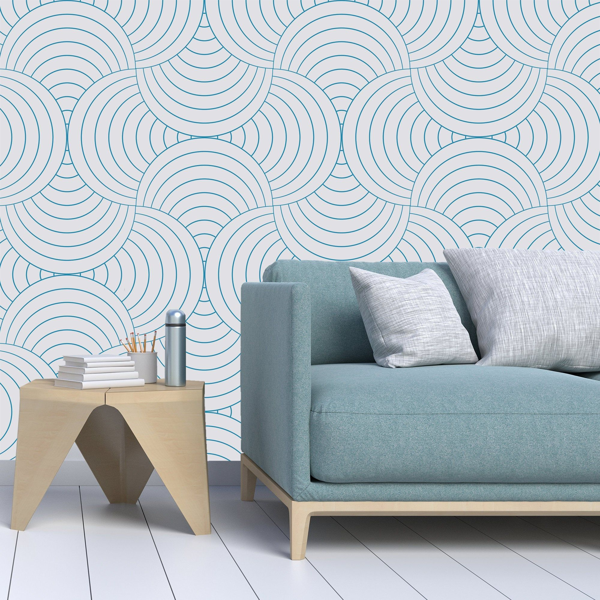 Removable Wallpaper Peel And Stick Wallpaper Wall Decor Etsy In 2020 Wallpaper Walls Decor Removable Wallpaper Wall Wallpaper