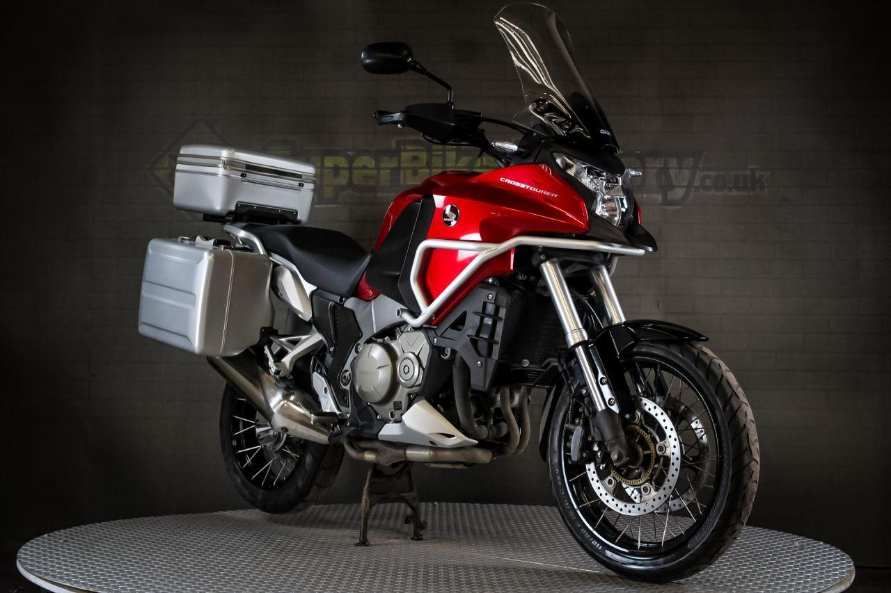 2012 HONDA VFR1200X CROSSTOURER Motos