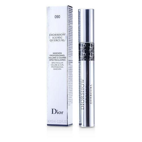 Christian Dior Diorshow Iconic Overcurl Mascara - # 090 Over Black --10ml/0.33oz By Christian Dior