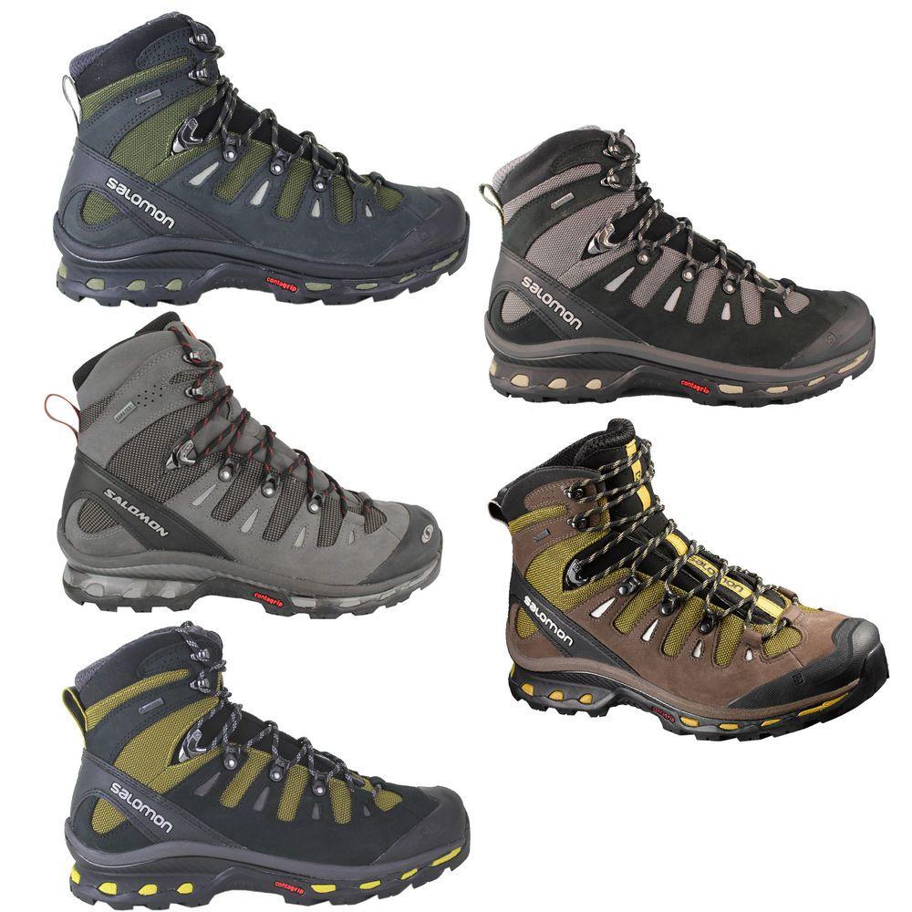 Salomon Quest 4d Gtx 2 Mens Hiking Shoes Suitable For Men 4d Advanced Chassis Size And Color Can Be Best Hiking Boots Best Hiking Shoes Mens Hiking Boots