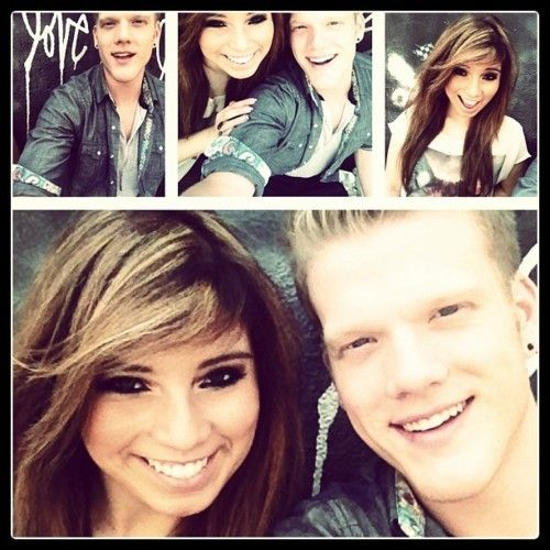 Scott Pentatonix Are From Kirstie Dating And