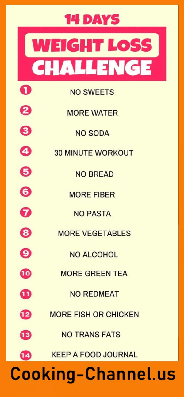 easy diet to lose weight in 2 weeks