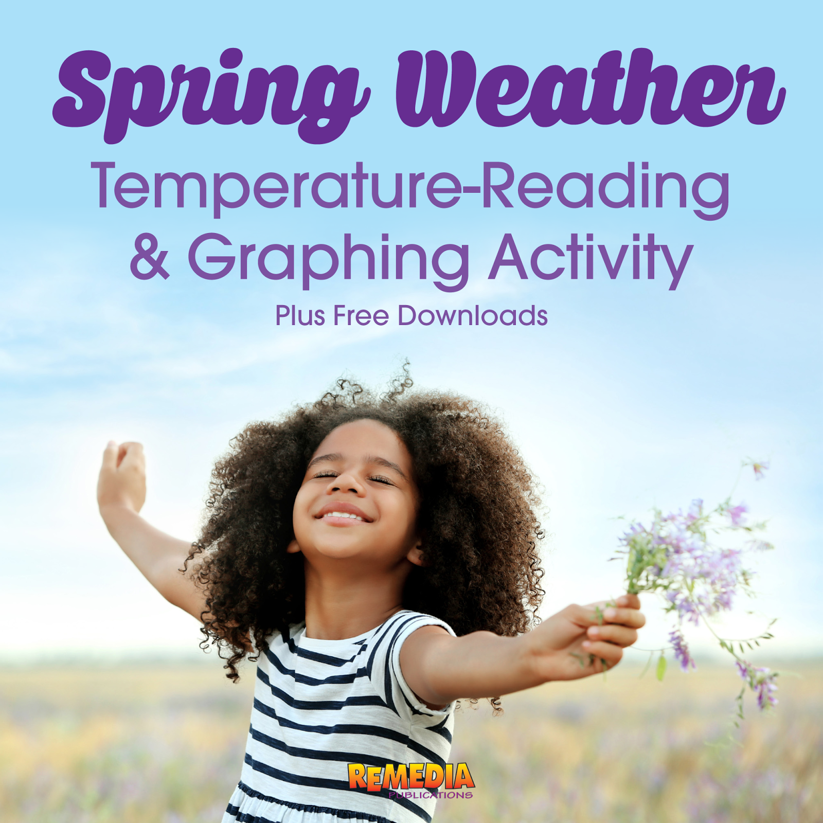 Spring Weather Temperature Reading Amp Graphing Activity