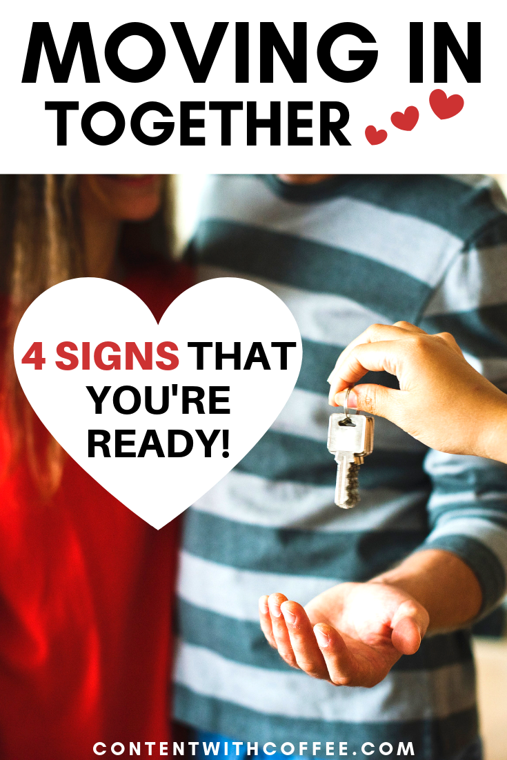 4 Signs You're Ready to Move in with Your Significant ...