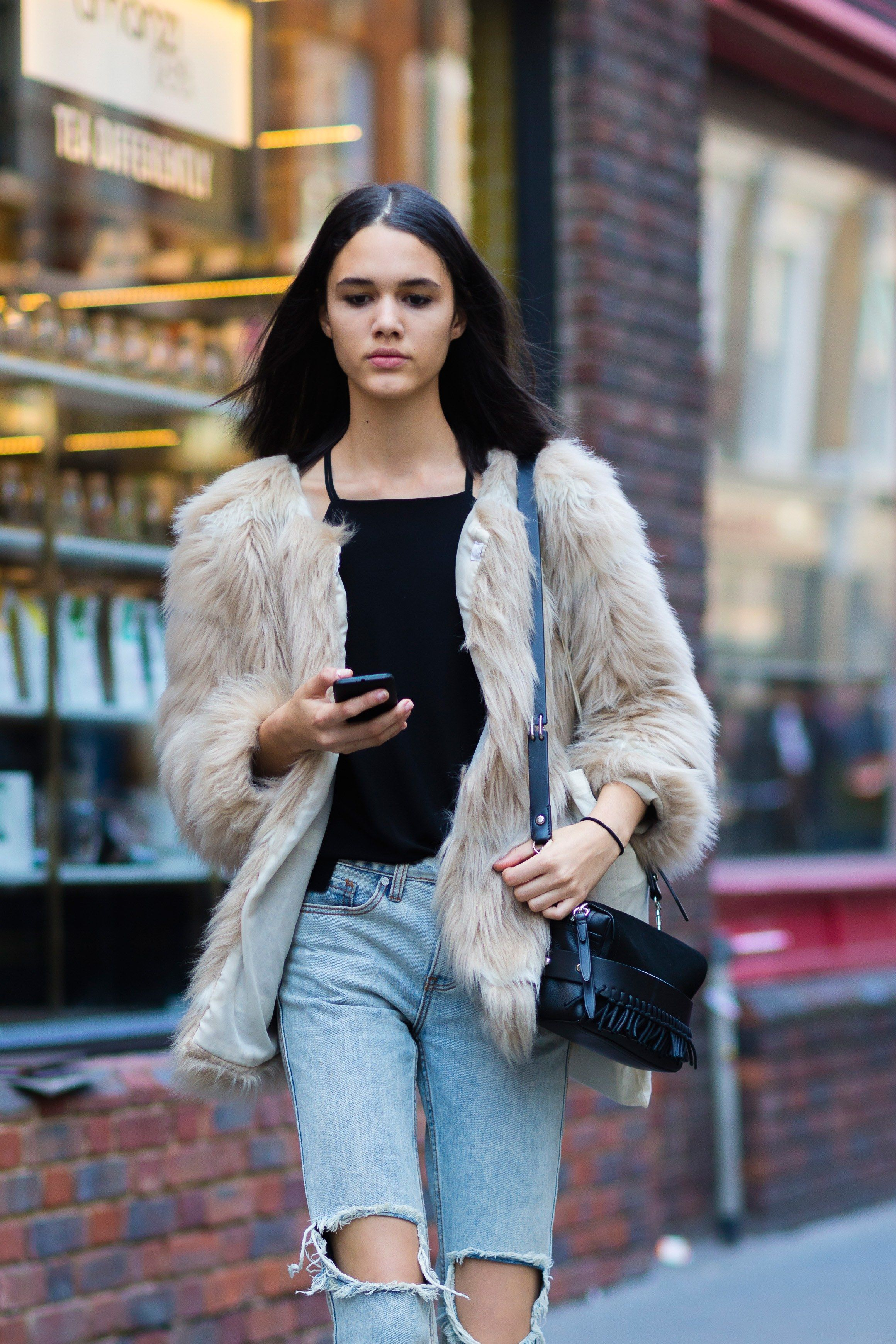 The Best Street Style Spotted At London Fashion Week