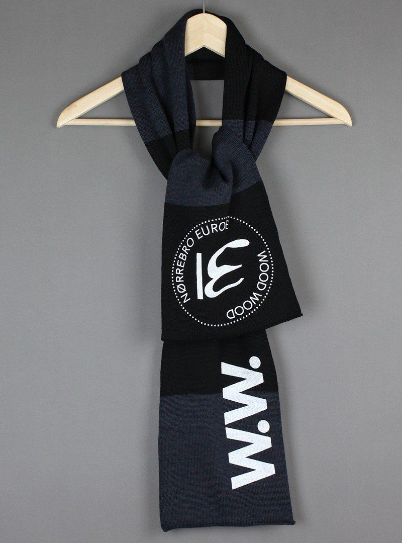 #newin Wood Wood Knitted Scarf
