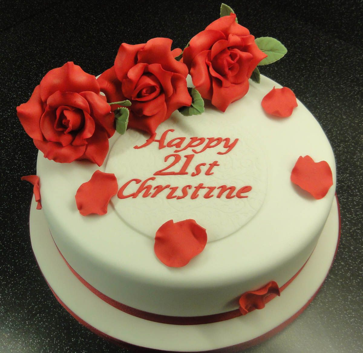 Cute cake Frosted Works of Art Pinterest Birthday cake