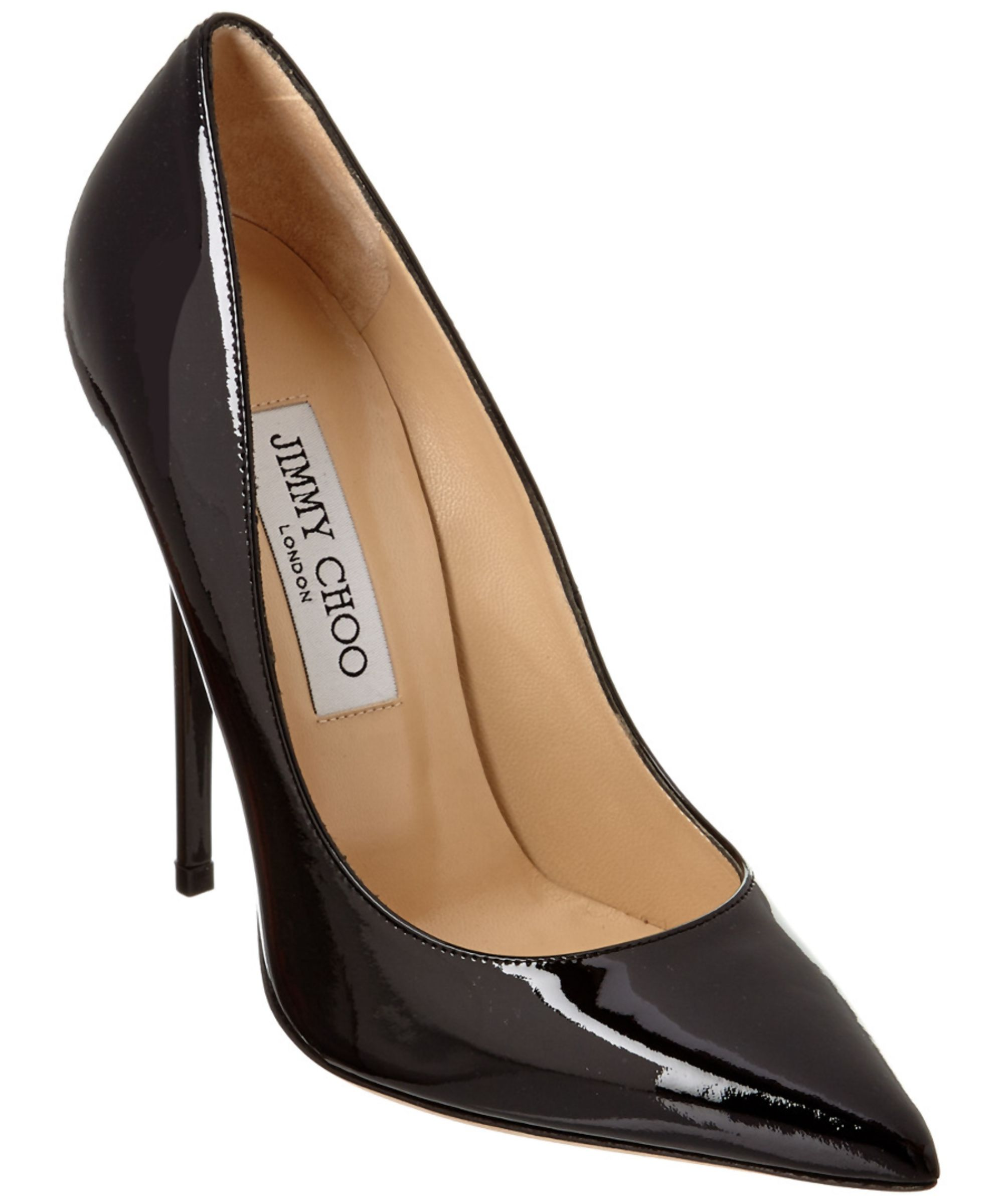 cc4f2c4183 JIMMY CHOO   Jimmy Choo Anouk 120 Patent Pointy-Toe Pump #Shoes #Pumps &  High Heels #JIMMY CHOO