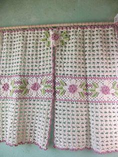cortina para cozinha croch neusa 162329 elo7 doe het zelf gordijnen
