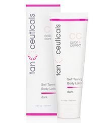 Our Tanceuticals CC Self Tanning Body Lotion was just ...