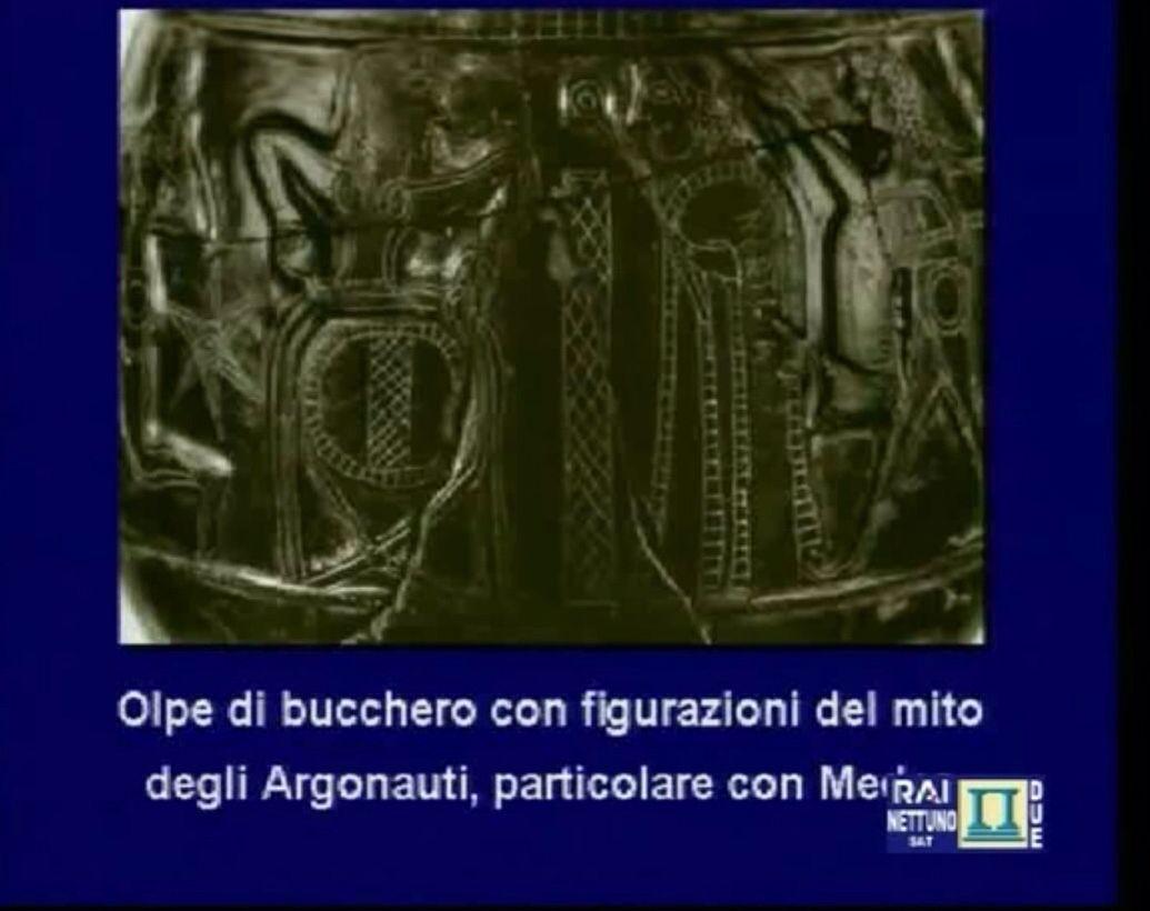 Etruschi e mediterraneo