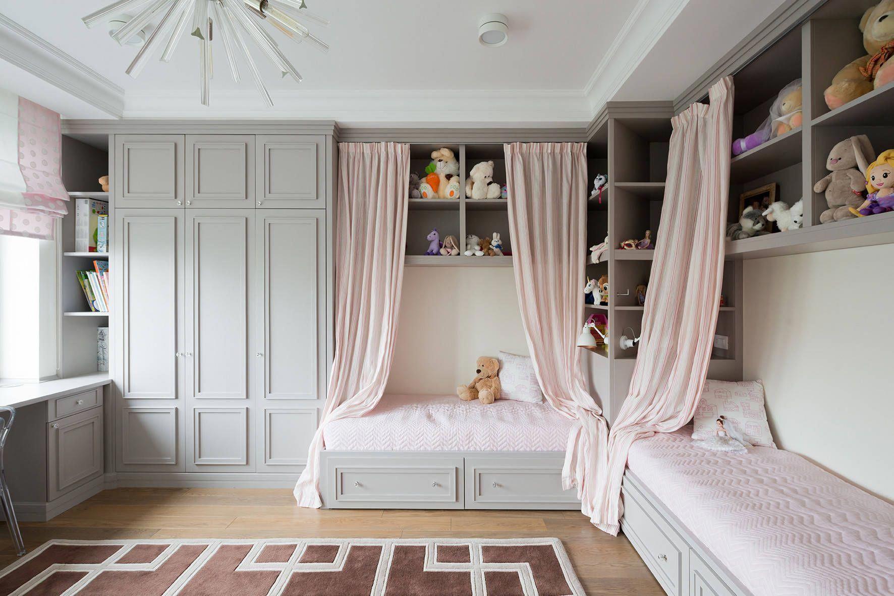 35 Kids Rooms That Are Amazing Girlsbedroom In 2020 Kinderzimmer Dekor Schlafzimmer Einrichten Innenarchitektur Schlafzimmer