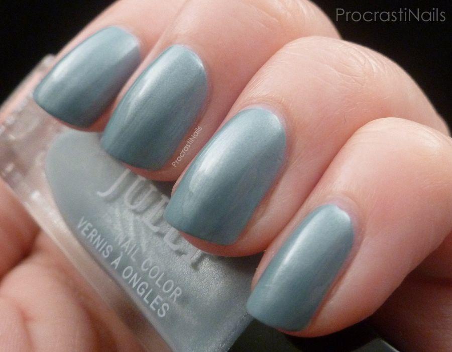 ProcrastiNails: Julep Bergen | ISO Nail polishes | Pinterest | Julep ...