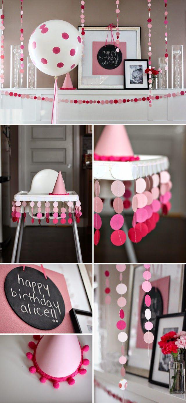 34 Creative Girl First Birthday Party Themes Ideas Birthday