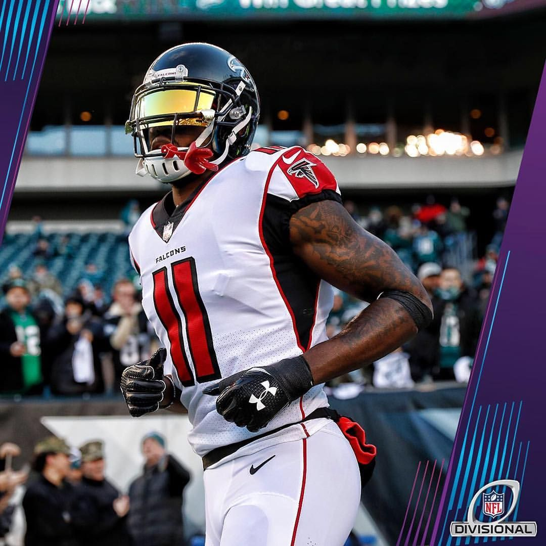 131 3k Likes 1 387 Comments Nfl Nfl On Instagram Kicking Off The Divisional Round This Saturday In Philly Atla Football Pictures Football Julio Jones