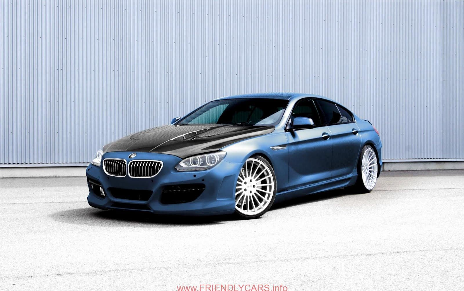 Awesome Bmw 2014 4 Door 6 Series Car Images Hd 2013