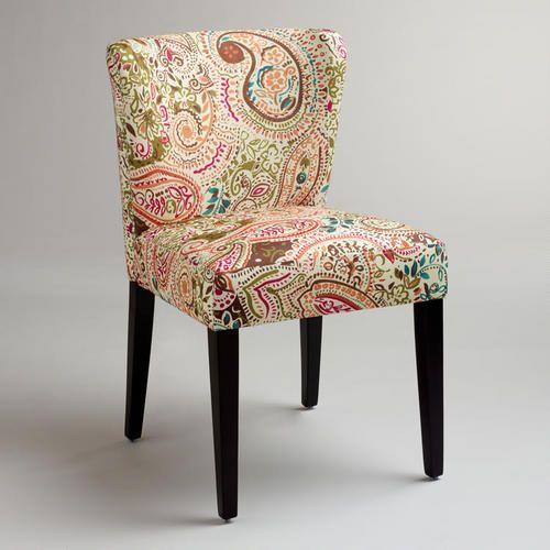 Excepcional Muebles De La Silla De Paisley Ideas - Muebles Para ...