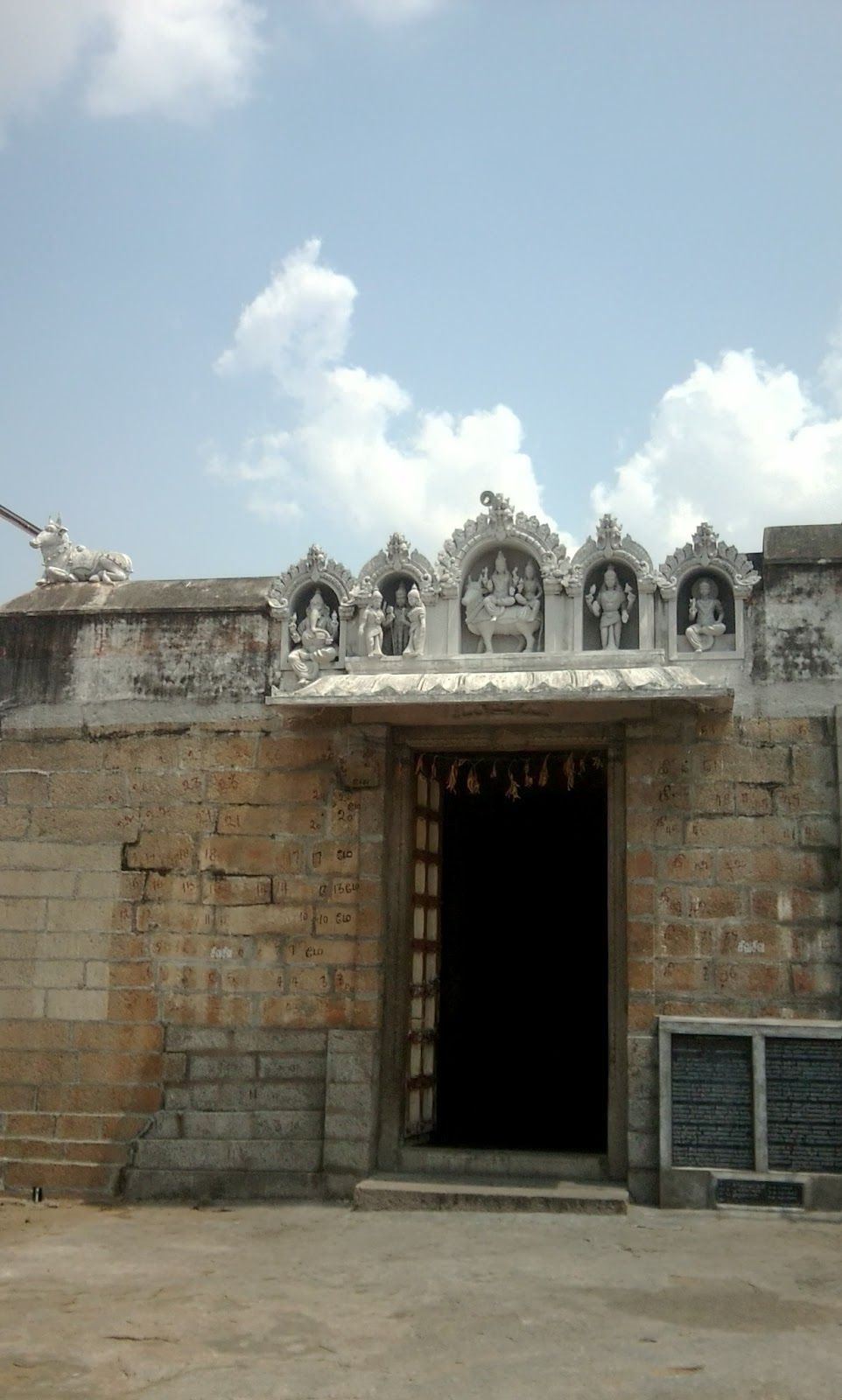 Araiyani Nallur, Arai Kanda Nallur, Thirukovilur, Shri Ramana Bhagavan, Shiva Temple near Tiruvannamalai