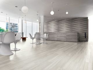 Light wood look floor tile - modern - floor tiles - los angeles - by ...
