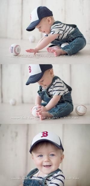 Heidi Hope Photography 6 month session…@Shannon Bellanca Bellanca Bellanca Daly for our sweet avey?!?!? by margarett