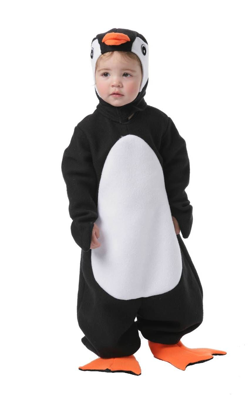 Pingouin Costume T-Shirt Hommes Fun Shirt Carnaval Déguisement Animal Fête