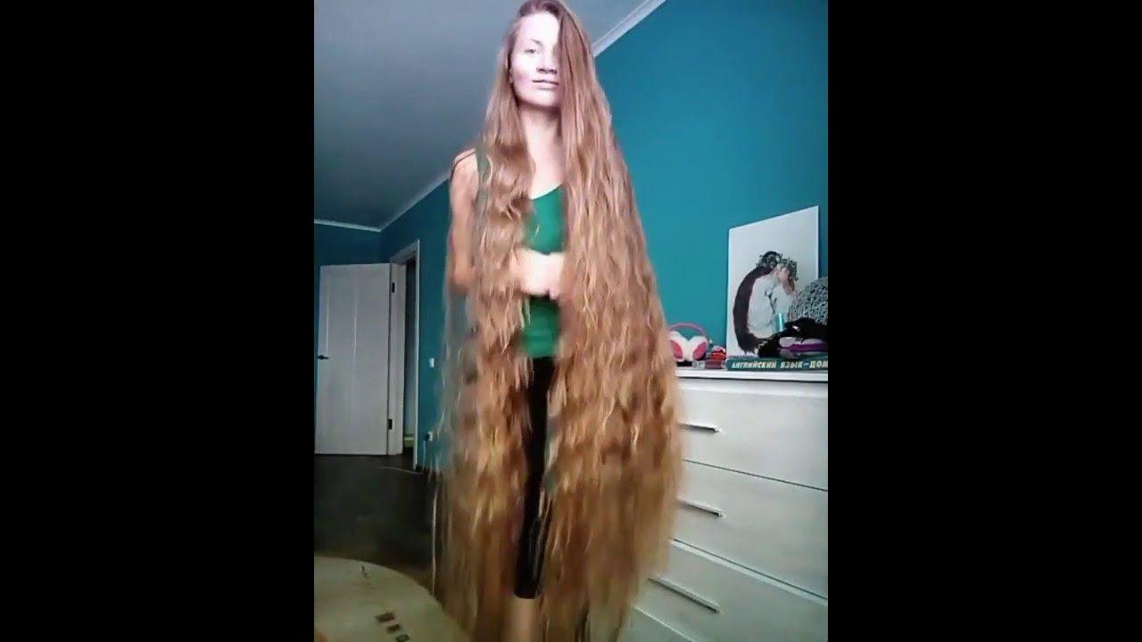 Longest Hair In The World By Dashik Gubanova 2016
