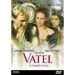 One of my all time favorite movies. Excess and magic during the reign of Louis XIV.~ Gerard Depardieu makes any movie better.