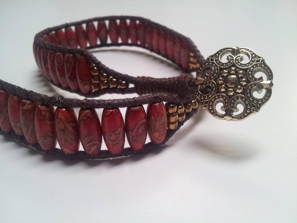 Chan Luu Style Double Wrap Bracelat