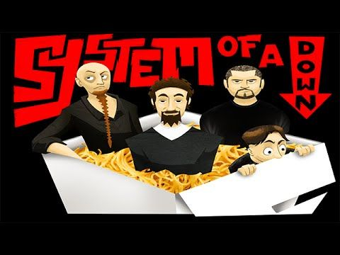 SYSTEM OF A DOWN (CREEPYPASTA) (FR) Histoire horreur