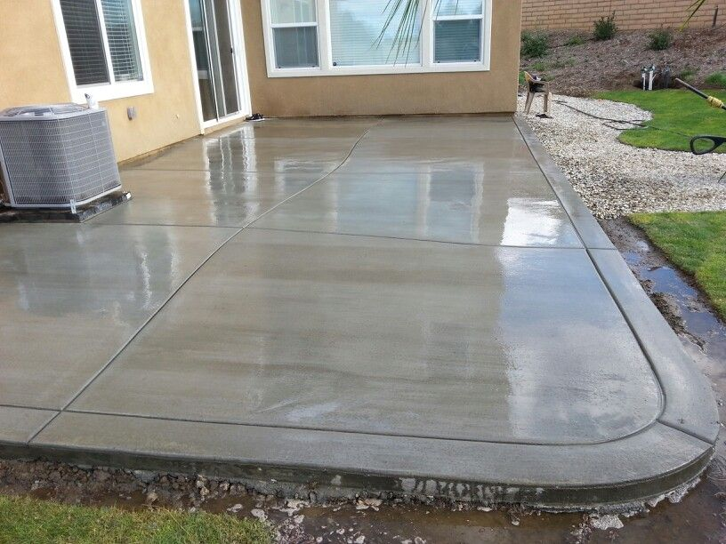 Slab Patio Ideas Cement Patio Flooring Ideas How To Paint A Concrete Floor  Painted Patio Slab