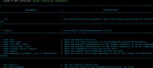 Radiuid Is A Linux Based Application Built To Take Everyday Radius