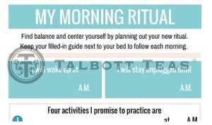 Find Balance With A New Morning Ritual