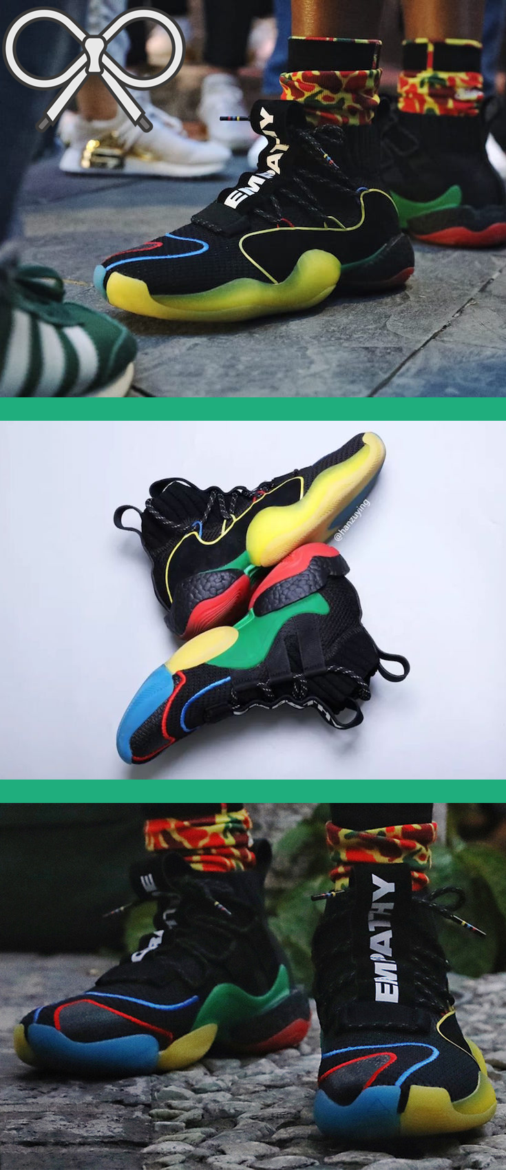 67c3b6456a7ab Lifestyle sneakers from Pharrell Williams.