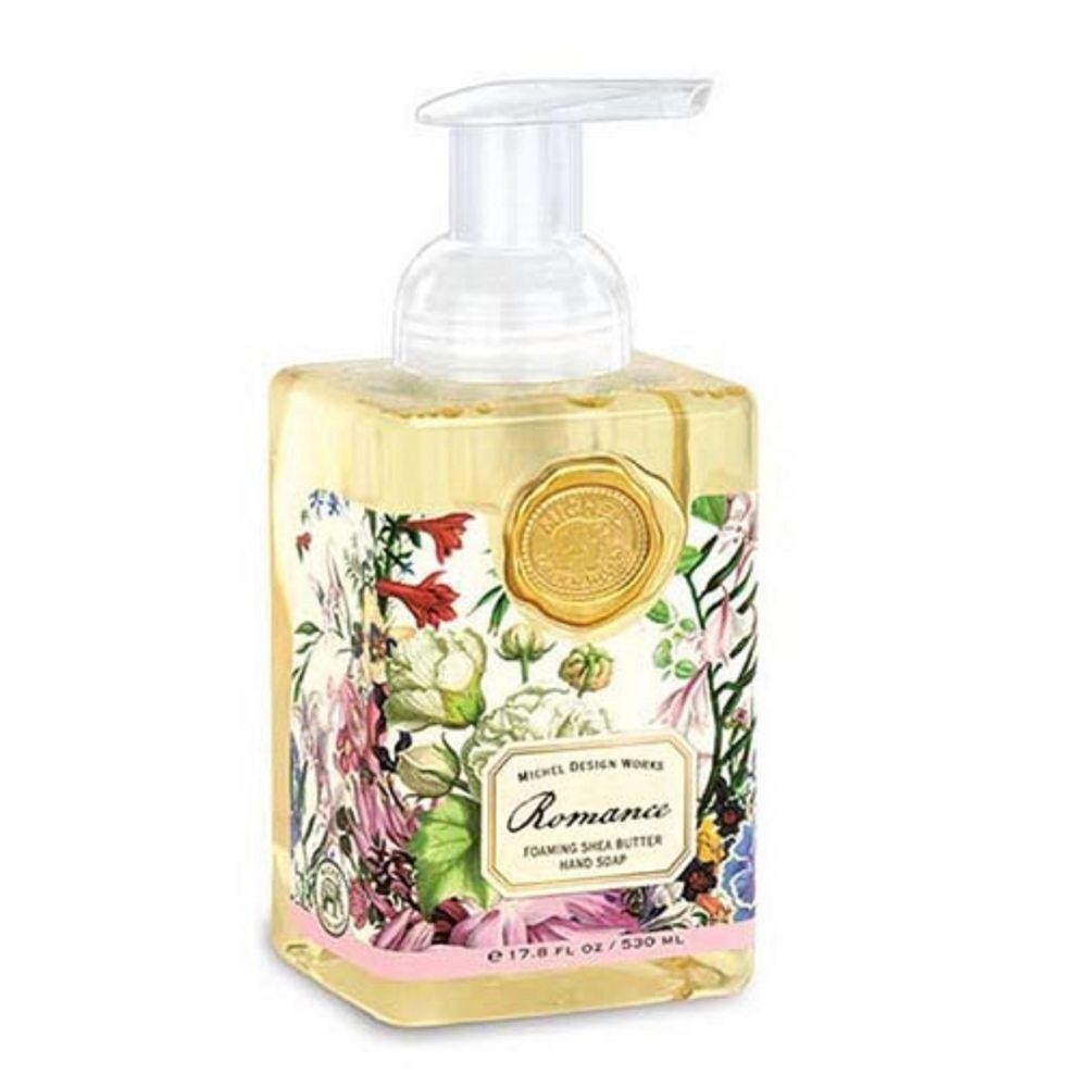 Michel Design Works Shea Butter Foaming Hand Soap Romance