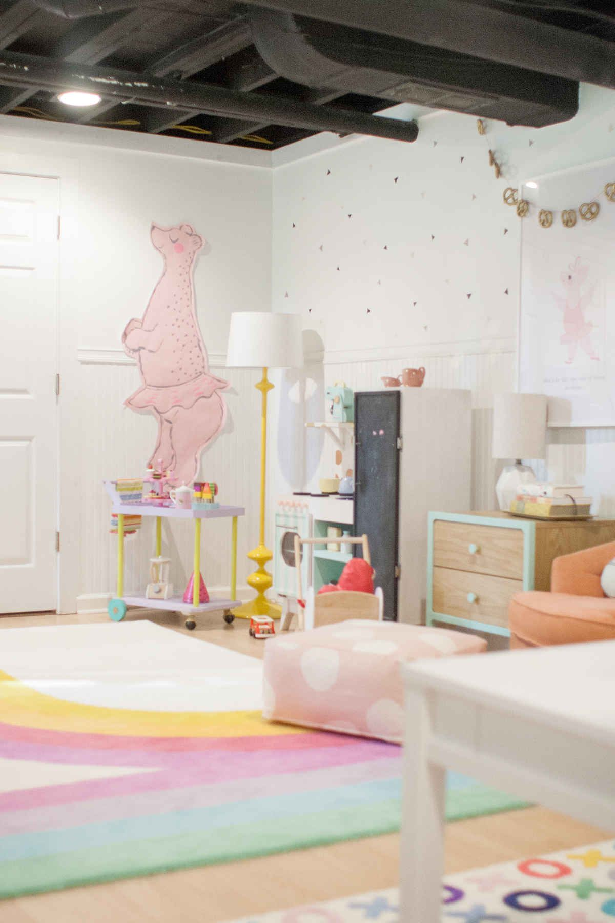 A Playroom For Girls Kids Rooms Decorroom