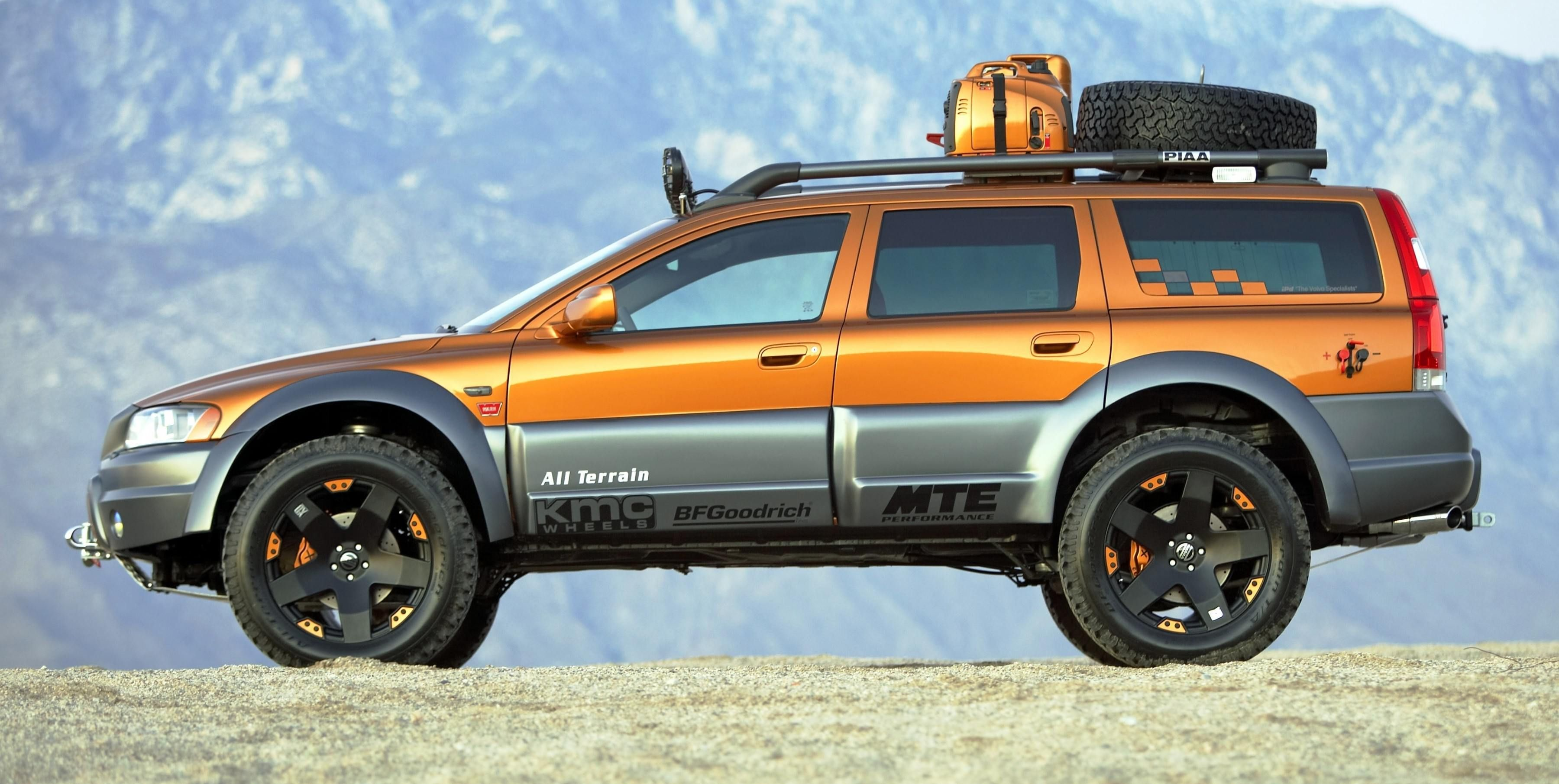 Volvo Xc70 All Terrain Concept Cars Power Cars Volvo