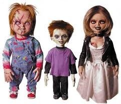 chucky the doll belly rings - Google Search