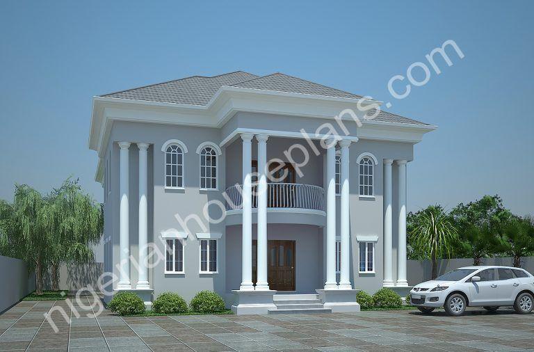 35+ 2 bedroom duplex house plans in nigeria ideas