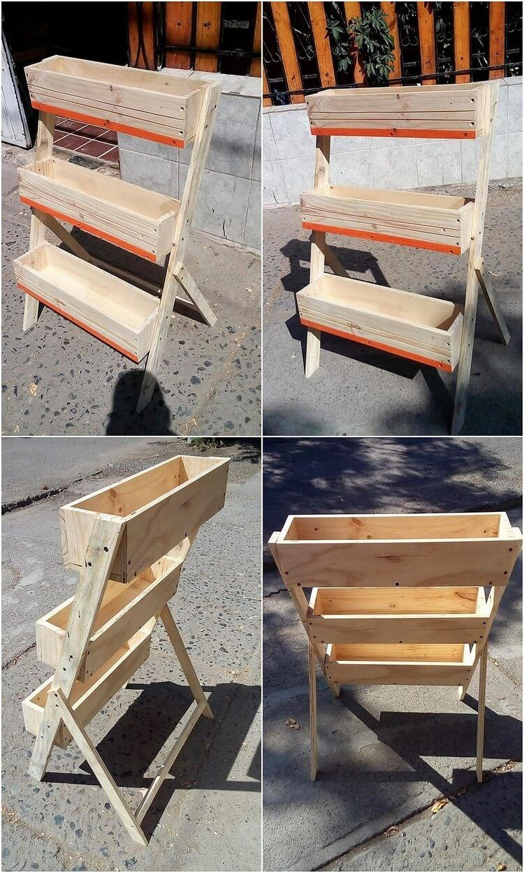 this is a small size of the planter stand that is an ideal on easy diy woodworking projects to decor your home kinds of wooden planters id=32172