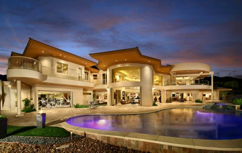 Ca h or credit las vegas nv area reo financing profiles for Las vegas luxury homes for sale