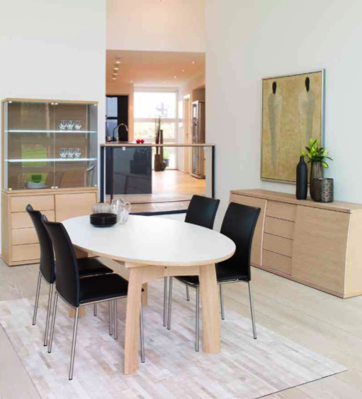 Danish Design Modern Skovby Dining Room Furniture