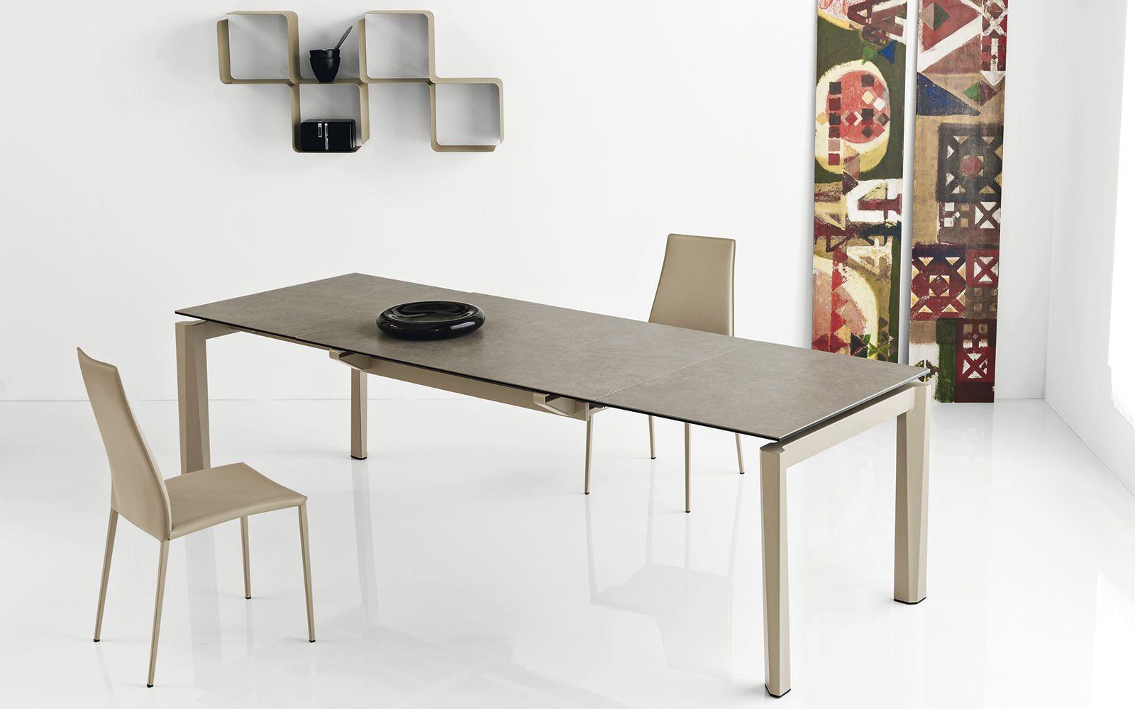 Tavolo Calligaris esteso piano ceramica | Tavoli da Pranzo ...