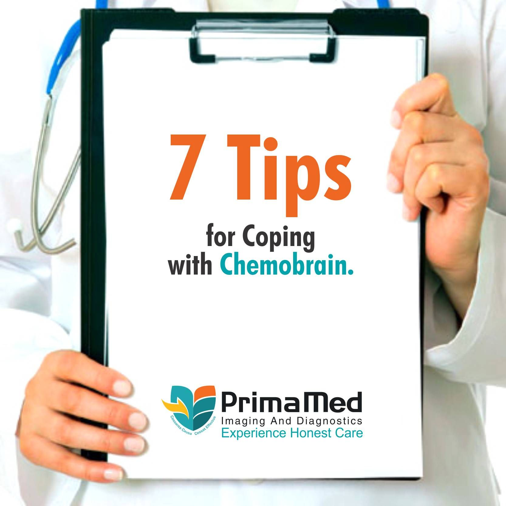 With no perfect answer for #chemobrain, the following suggestions may help you to function better in spite of it, if it's happening to you: http://goo.gl/hBmfpM