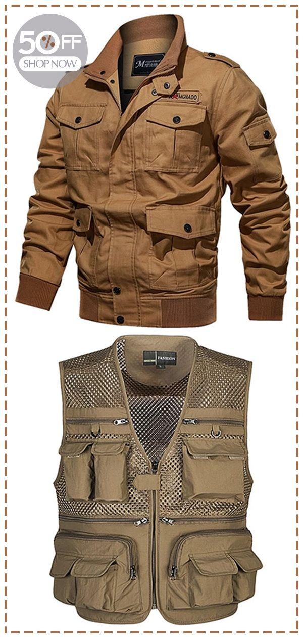 Photo of Men's winter jacket & vest on sale