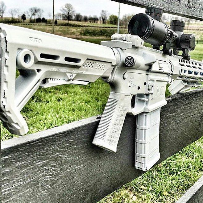 White Out Credits- @meganrenee1  _ Follow @Hunt_Magic! _ #Badass #Shooting #GunPorn #Guns #Gun #Pistol #Firearm #Firearms #Rifle #Shotgun #2ndAmendment #ProGun #Gunstagram #SecondAmendment #ComeAndGetIt #Awesome by crazy_guns