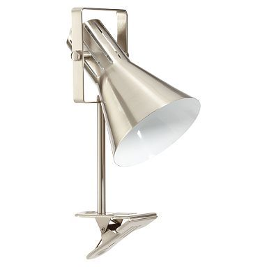 Colorful Clip Lamp #potterybarnteen