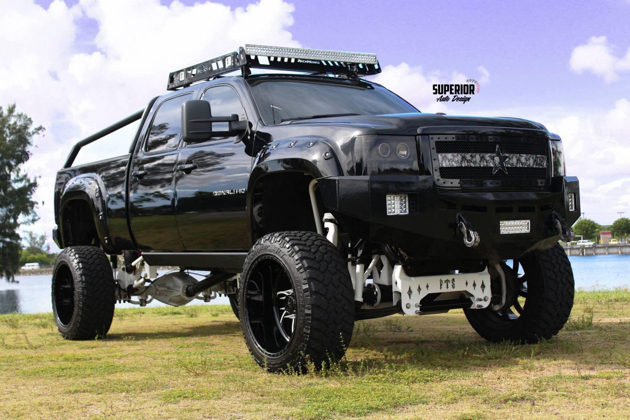 2011 Gmc Sierra Denali 2500 Customised Trucks Trucks Gmc Trucks