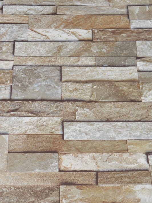 3d Slate Stone Brick Effect Wallpaper Washable Vinyl Stone Sand Grey Brick Effect Wallpaper Vinyl Stone Slate Stone