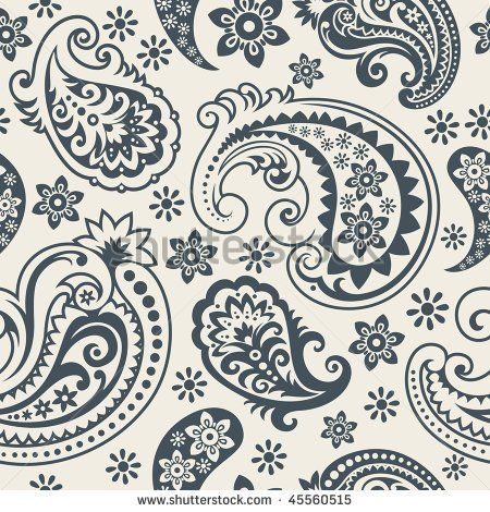 Paisley patterns free vector download (19,139 Free vector