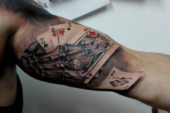 Mann hand tattoo Top 101+